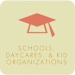 Caledonia Schools, Daycares and Kid Organizations